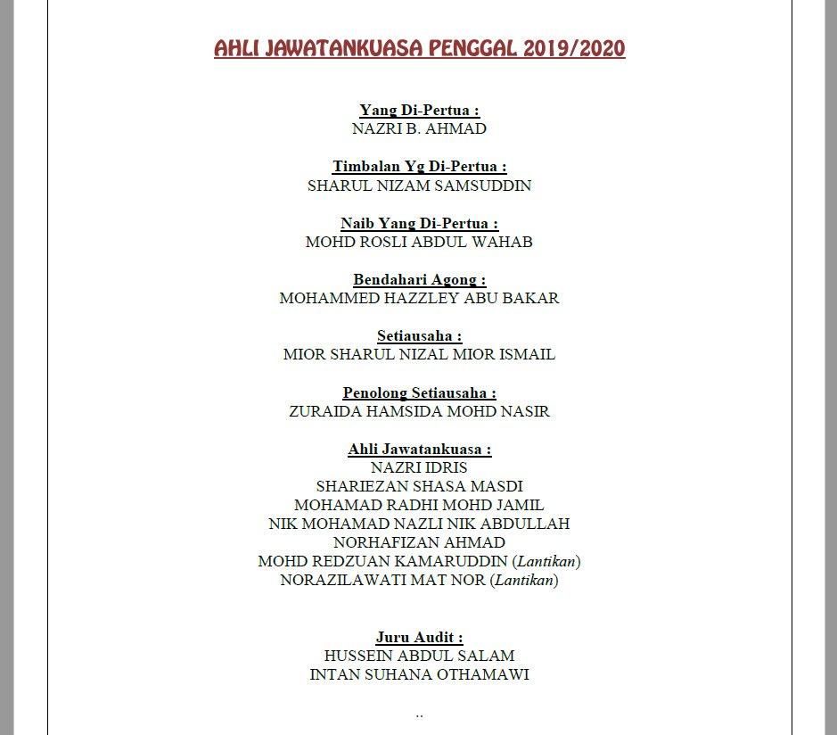 Senarai AJK 2019-2020 (1)